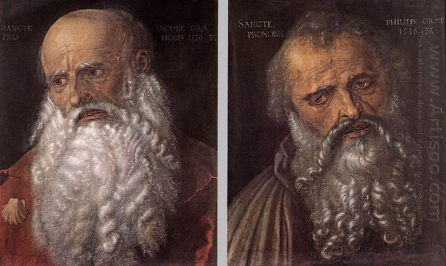 the apostles philip and james 1516