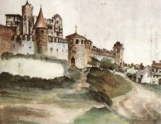 the castle at trento 1495