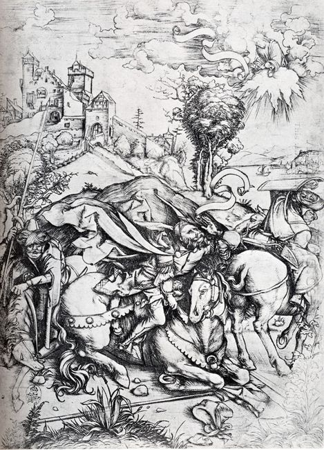 the conversion of st paul 1495
