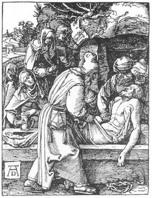 the entombment 1511