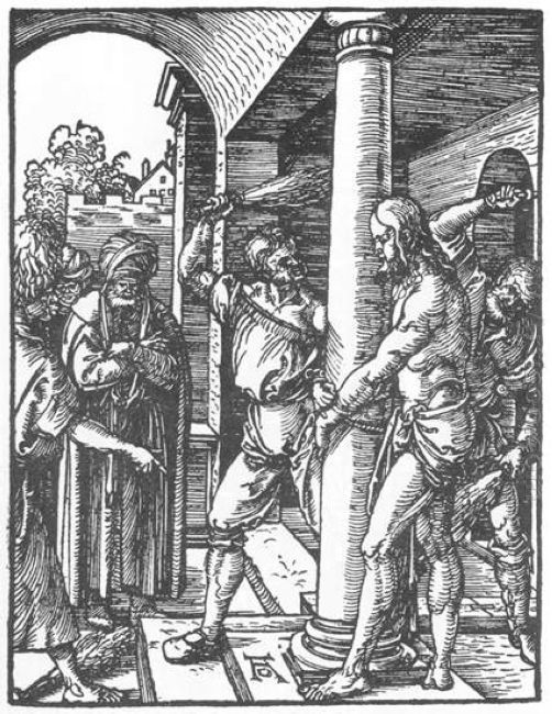 the flagellation 1511