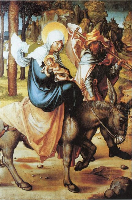the flight to egypt softwood 1497