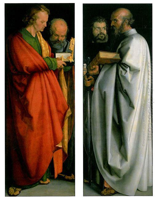 the four apostles 1526
