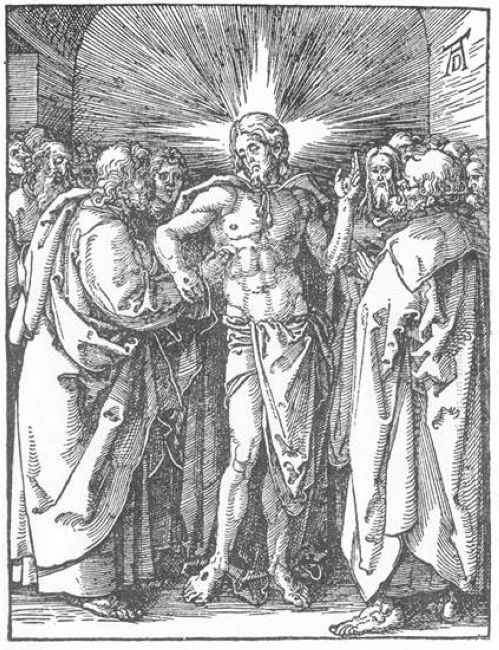 the incredulity of st thomas 1511