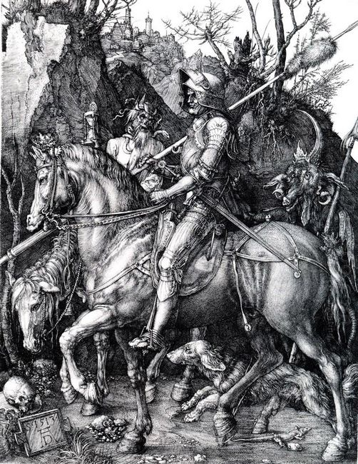 the knight death and the devil 1513