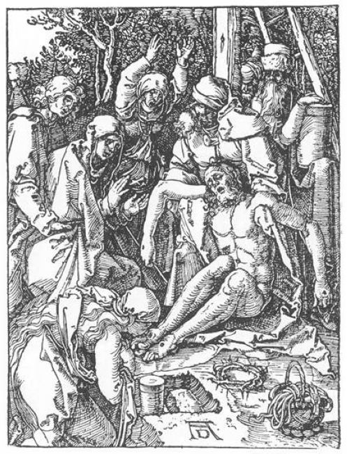 the lamentation for christ 1511