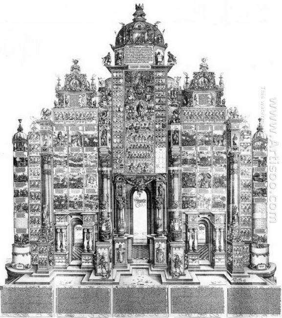 triumphal arch 1526
