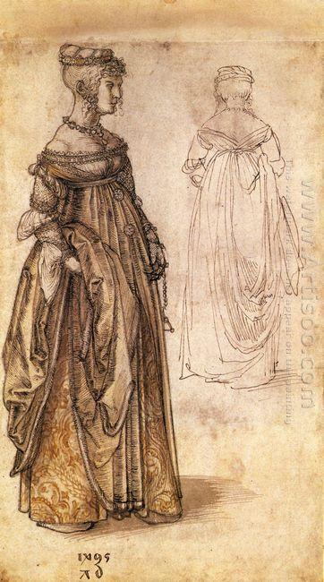 two venetian women