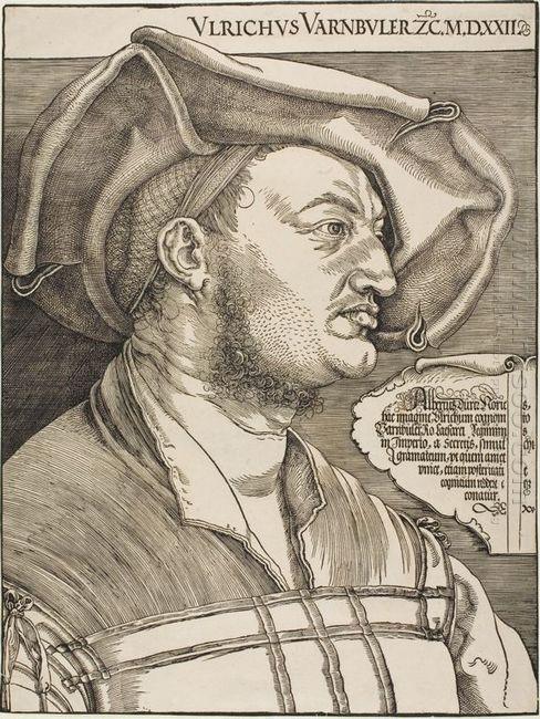 ulrich varnbuler 1522