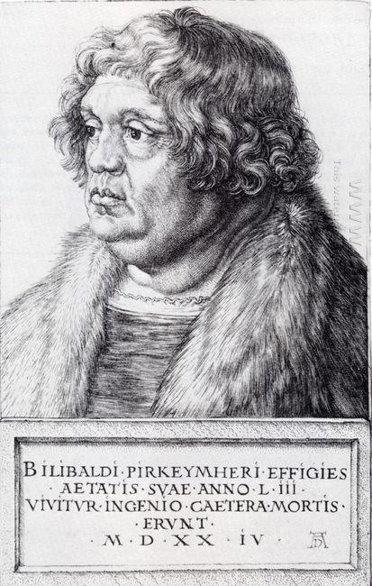 willibald pirckheimer 1524