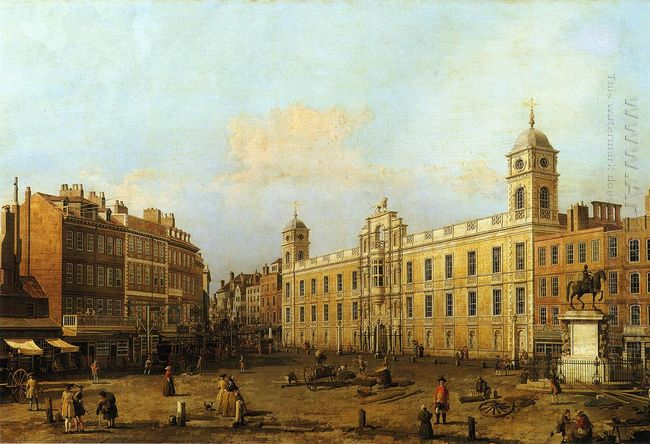northumberland house 1752