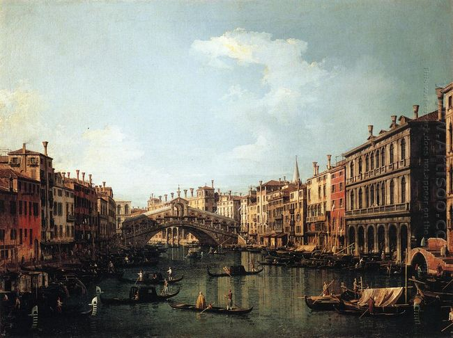 rialto bridge from the south