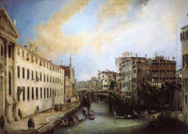 rio dei mendicanti 1724