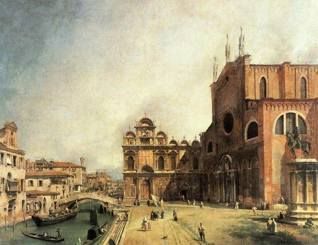 santi giovanni e paolo and the scuola de san marco