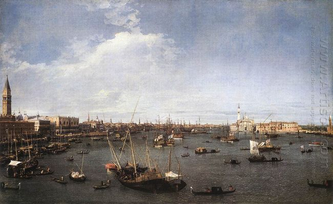 st mark s basin 1738