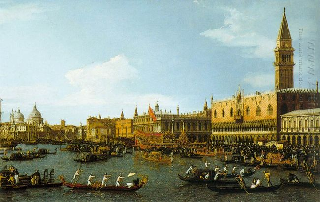 the bucintoro venice 1747