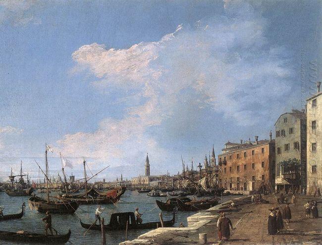 the riva degli schiavoni