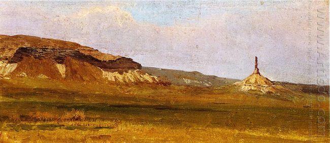 chimney rock 1859