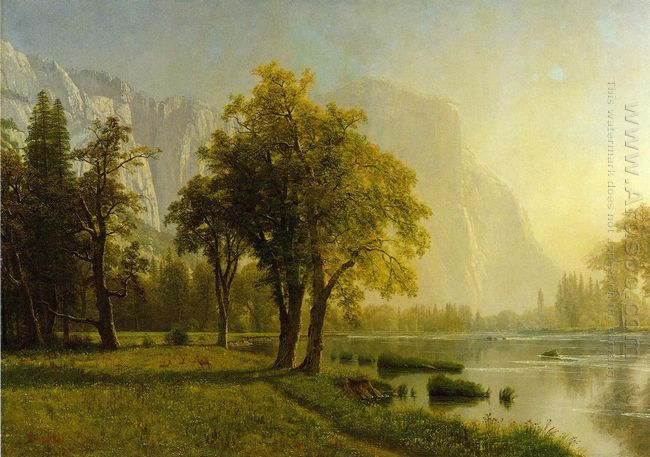 el capitan yosemite valley 1875