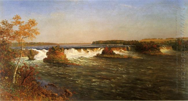 falls of saint anthony 1887