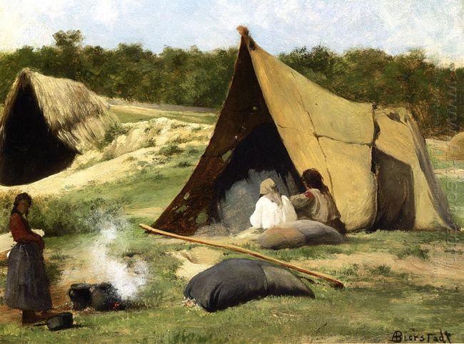 indian camp 1859