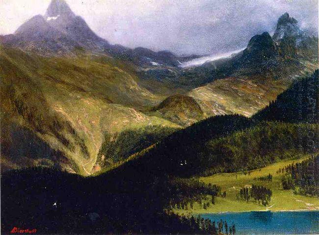 mountain landscape 2