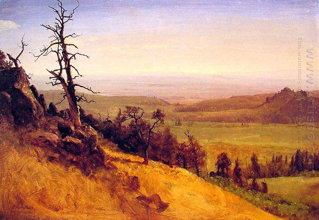 newbraska wasatch mountains 1859