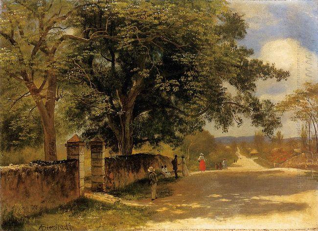 street in nassau 1878