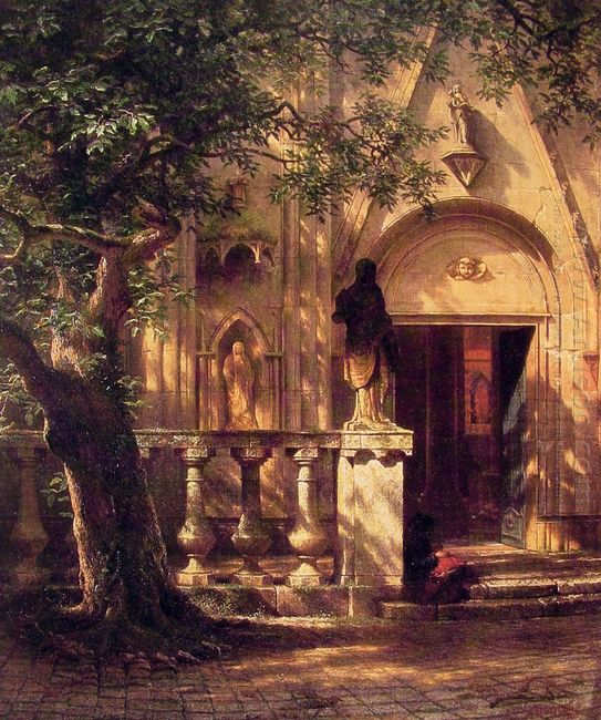 sunlight and shadow 1862