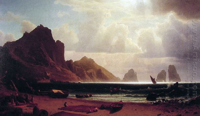 the marina piccola capri 1859
