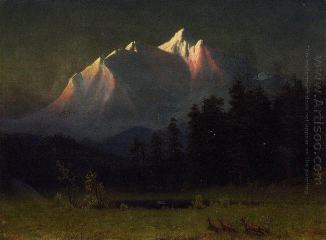 western landscape 1871