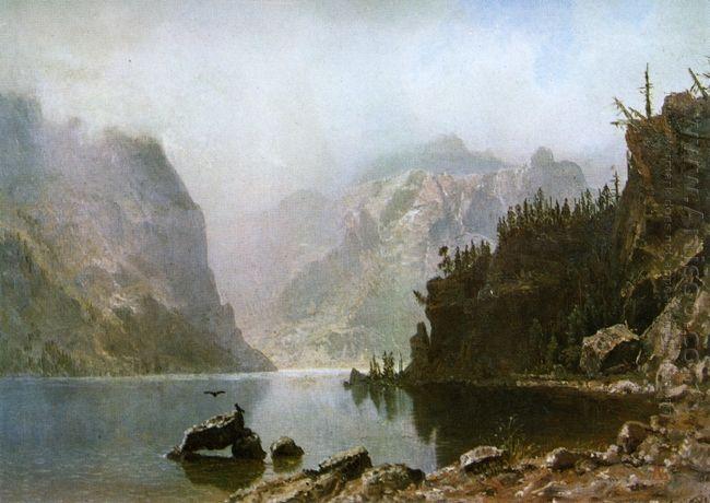 western landscape 1880