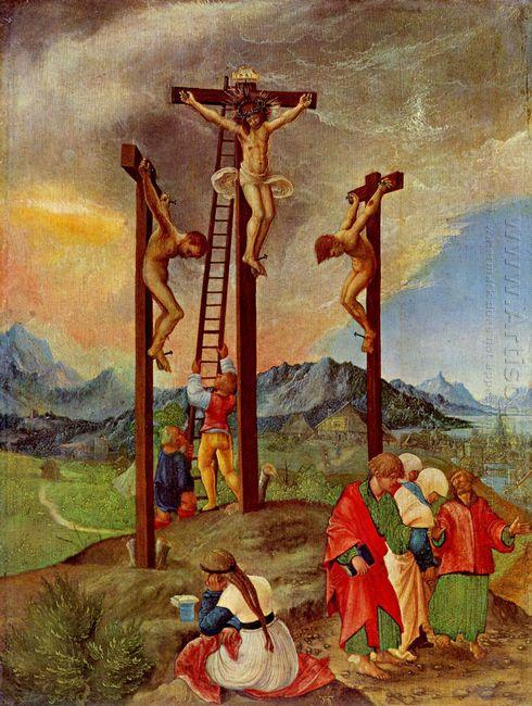 crucifixion 1526