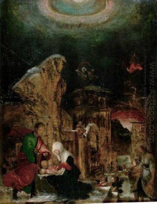 nativity 1525