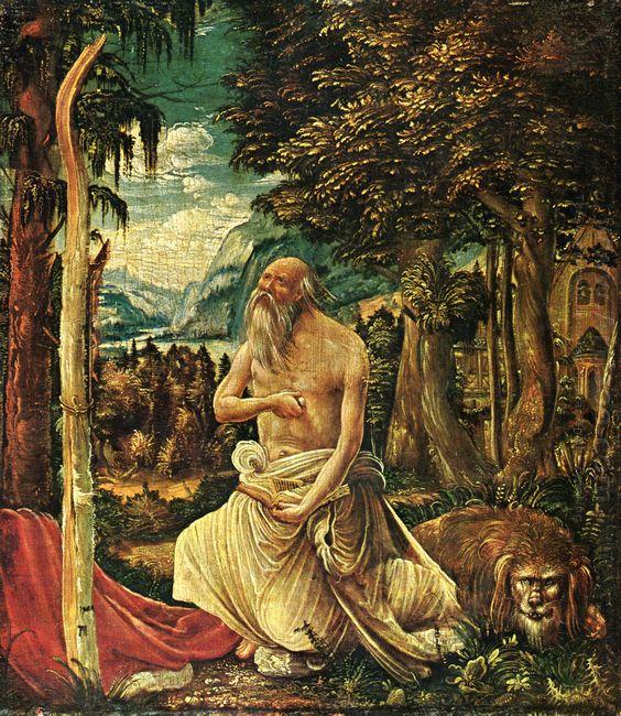 penitent st jerome 1507