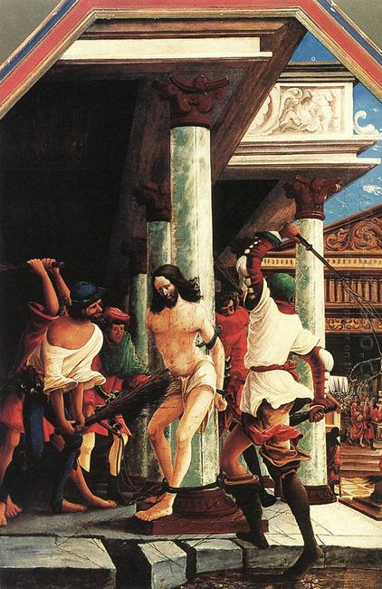 the flagellation of christ 1518