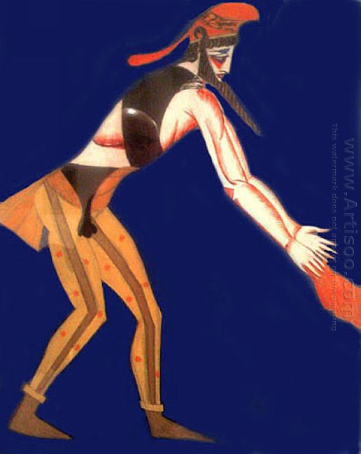 costume design for the play famira kifared 1916 1
