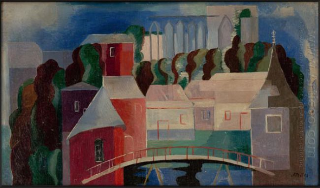 view of the bridge 1938 1