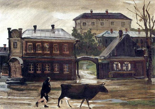after the rain 1925