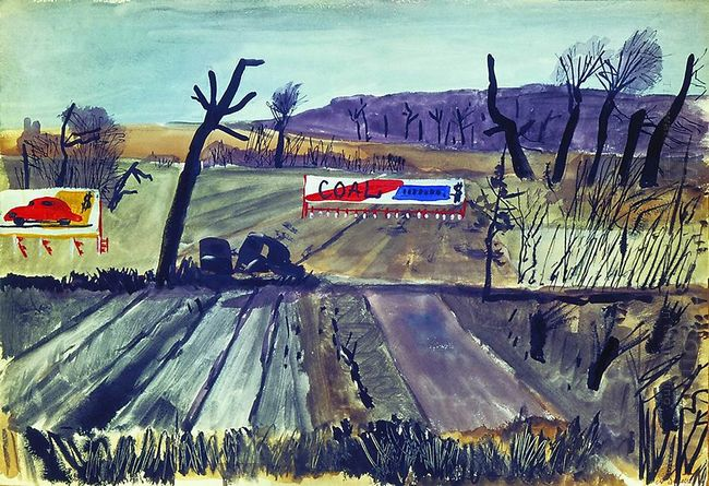 american landscape 1935