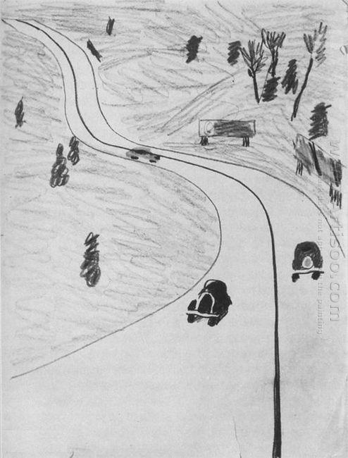 american roads 1935