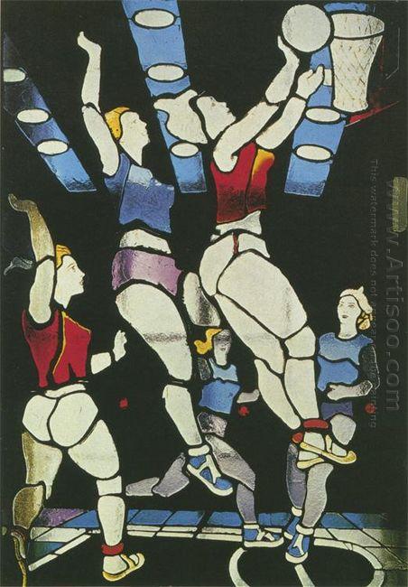 basketball 1964