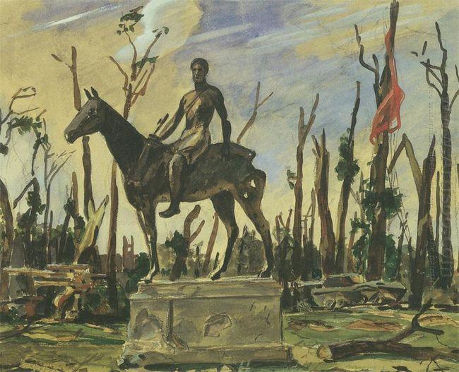 berlin tiergarten 1945
