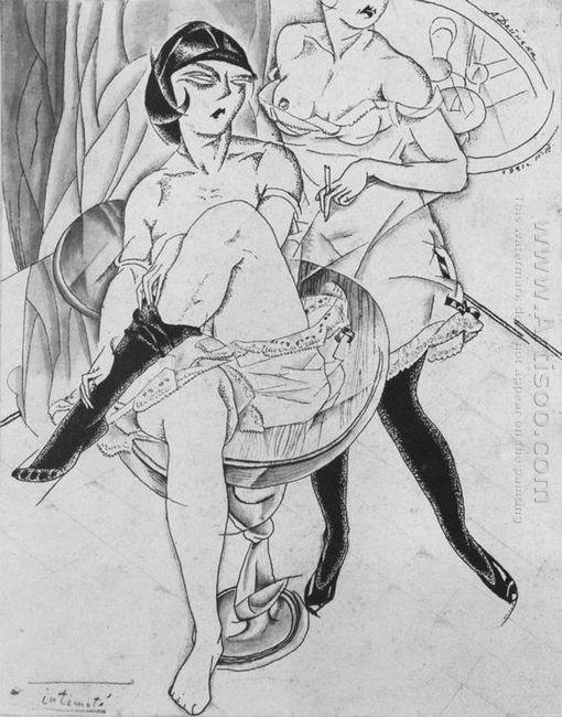 cabaret 1921