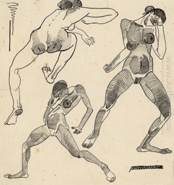 dancing 1922