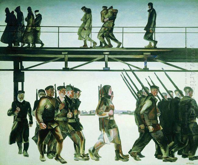 defense of petrograd 1928