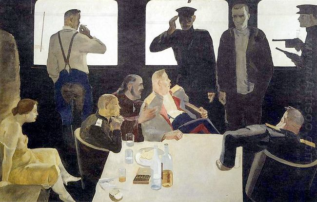 during the interrogation the headquarters of white 1933