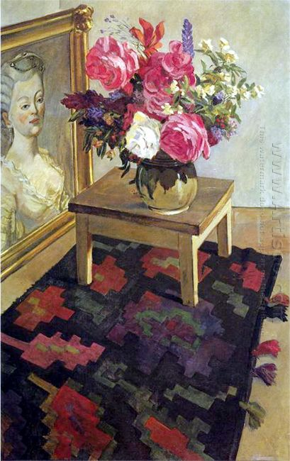 flowers on the carpet 1948