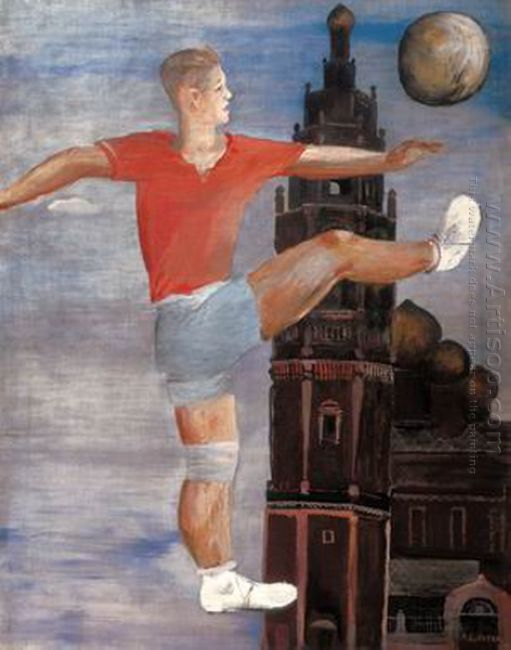 footballer 1932