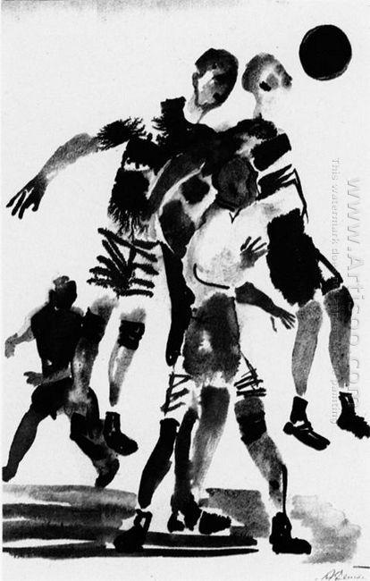 football fig for krasnaya niva 1927